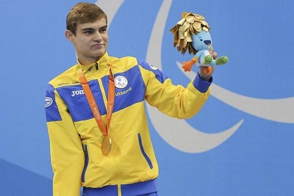 Украинцы начали 8-ой день Паралимпиады с«золота» и«серебра»