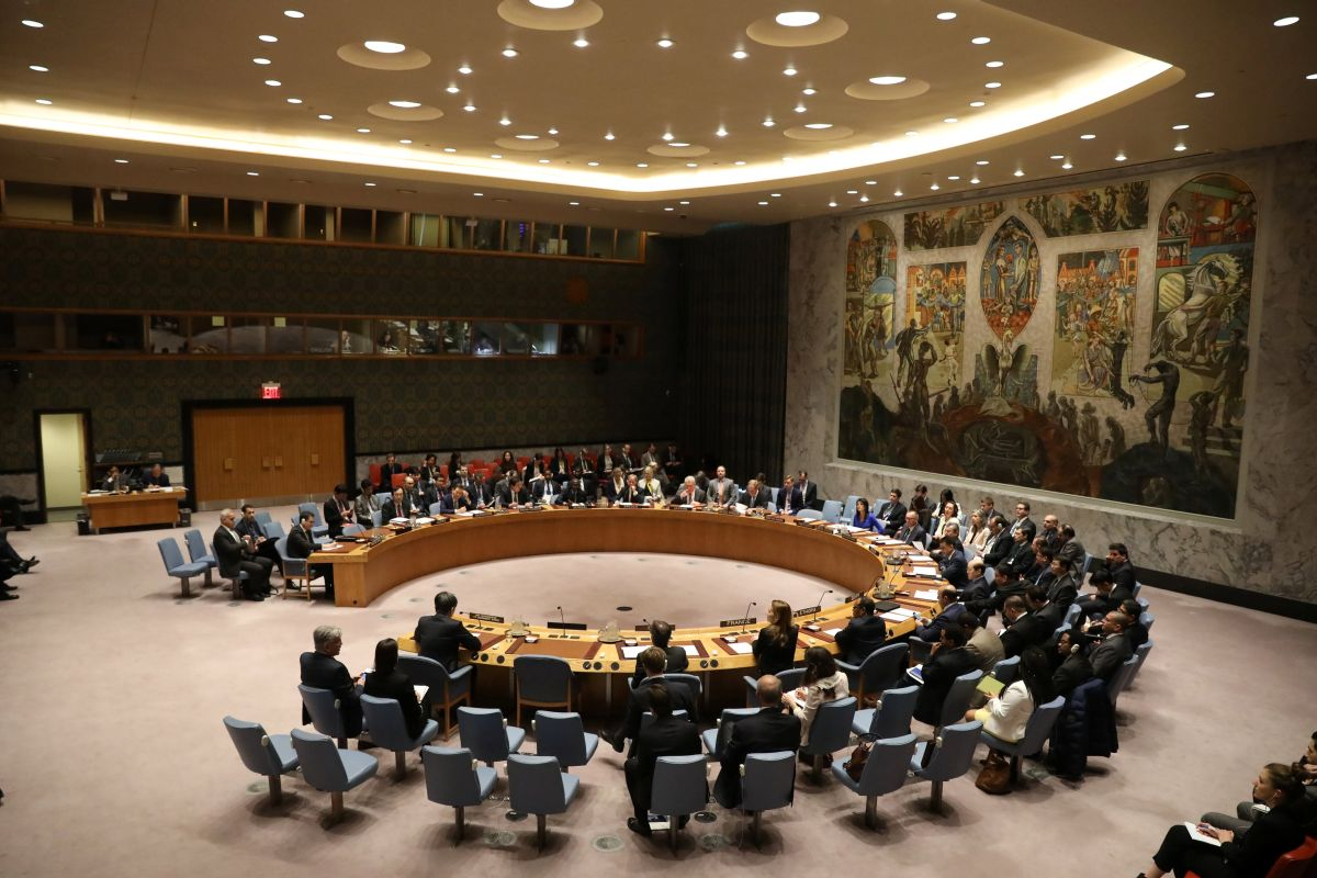 Польша стала непостоянным членом Совбеза ООН