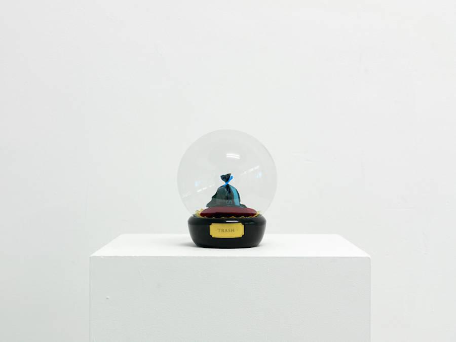 Crystal ball, 2013