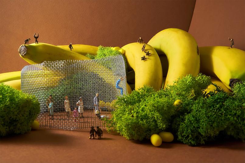 The Miniature Worlds of Matteo Meoni