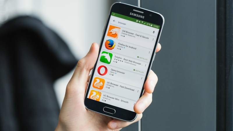 CM Browser для Android