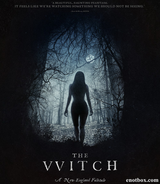 Ведьма / The VVitch: A New-England Folktale (2015/WEBRip)