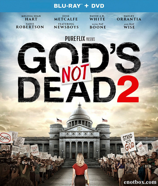 Бог не умер 2 / God's Not Dead 2 (2016/BDRip/HDRip)