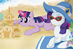 ������ ���� ������� � ��������� (Little Pony Safari)
