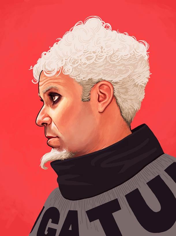 Portrait Show - 26 superbes portraits de Mike Mitchell