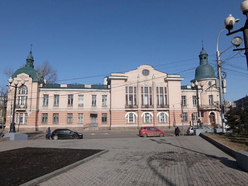 Иркутск - Дом на Карла Маркса