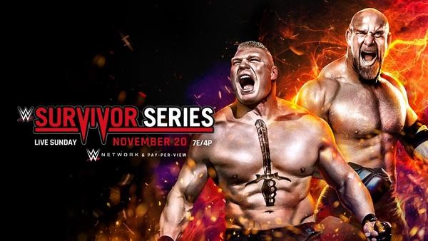 Post image of [Букмекерская контора] Survivor Series 2016