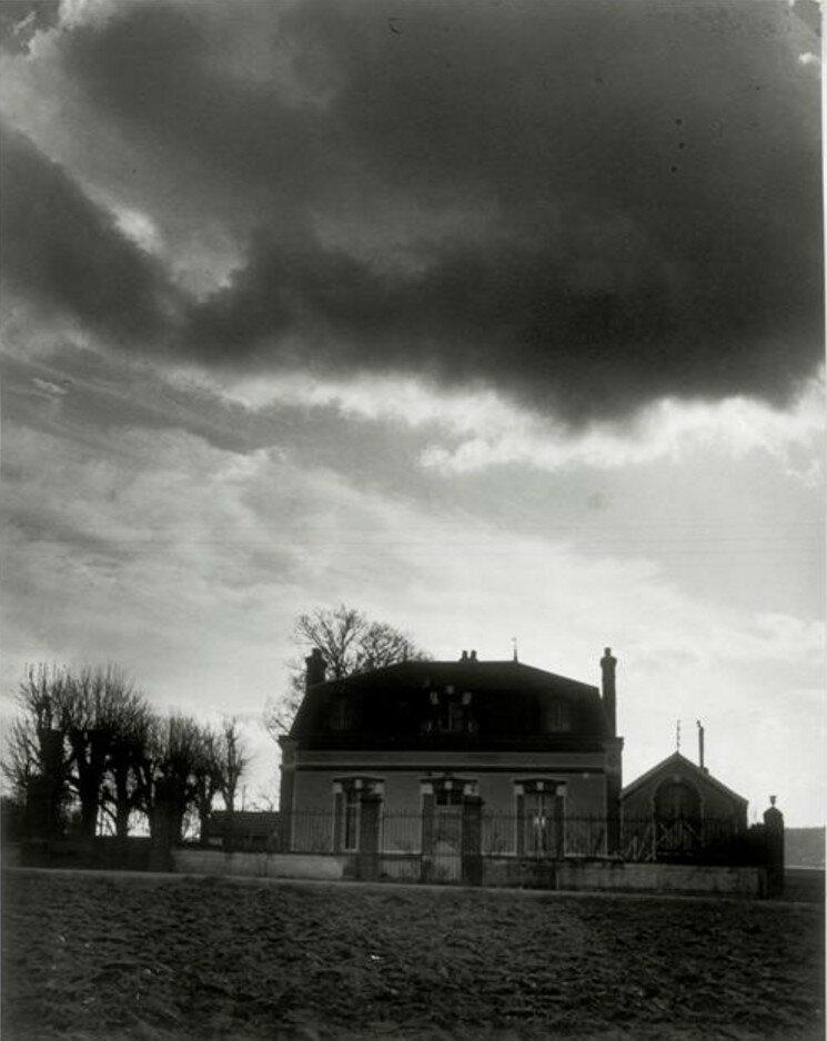1930-е. Дом Анри Дезире Ландрю в Гамбе