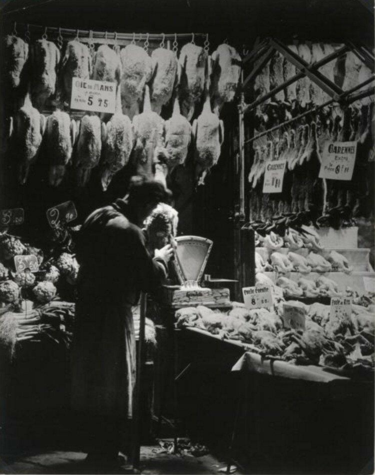 1932. Мясная лавка