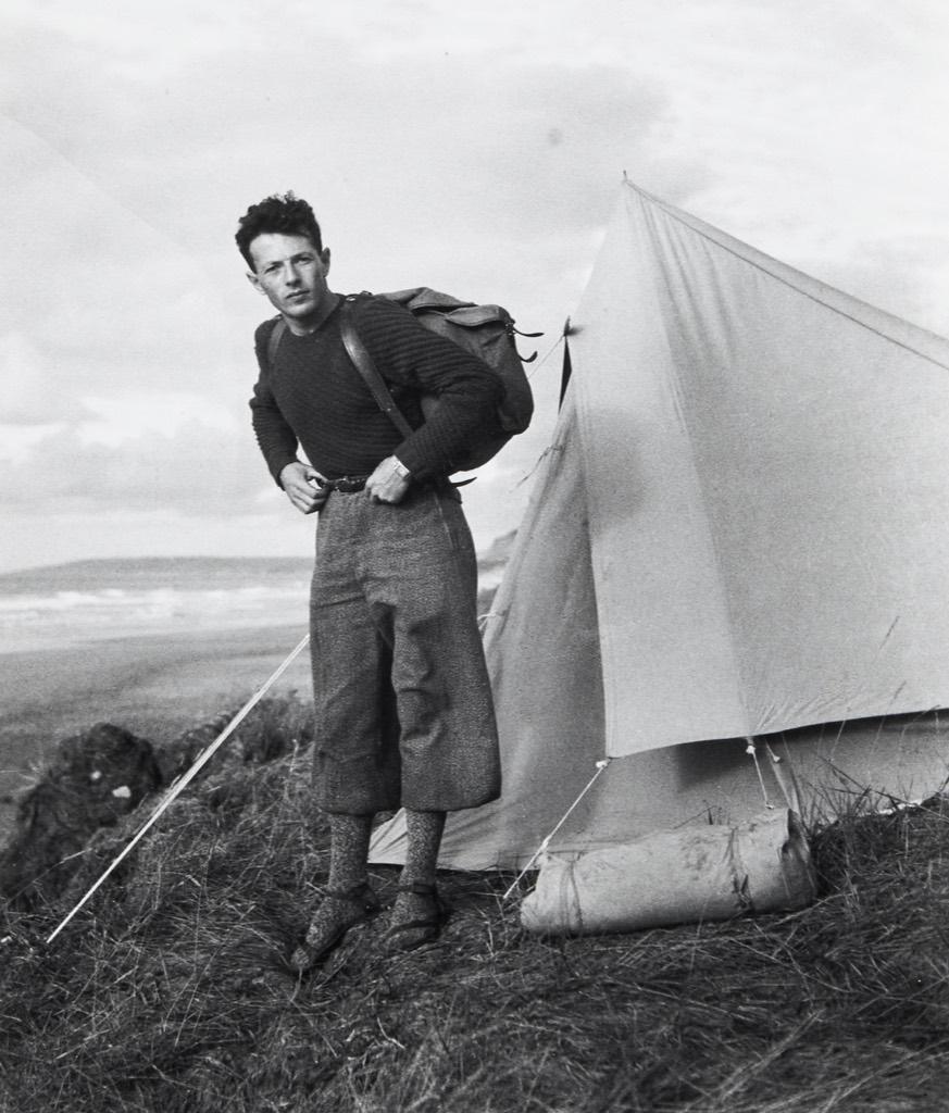 1937. Автопортрет