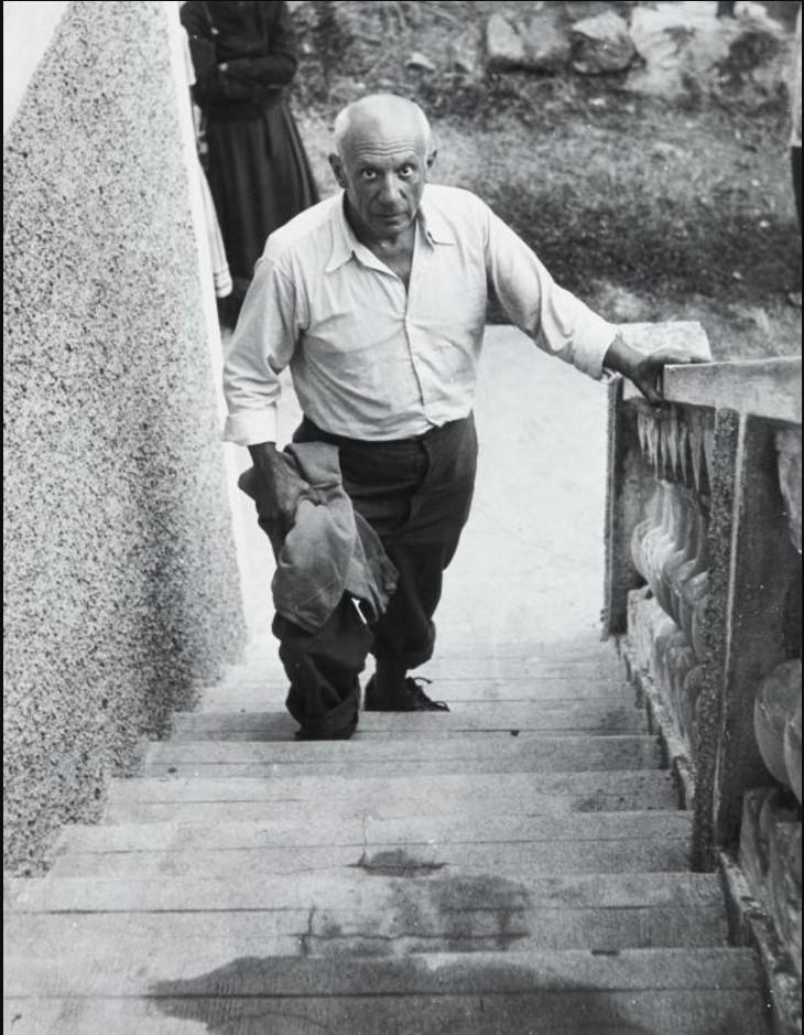 1950. Пабло Пикассо, Валлори
