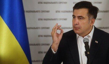 Саакашвили ответил Путину на слова о плевке в лицо украинцам