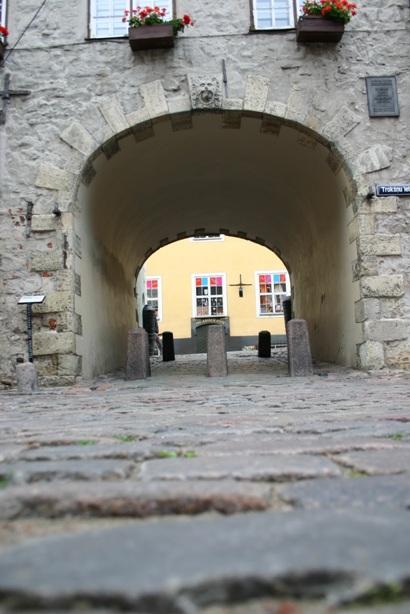 Шведские или Львиные ворота