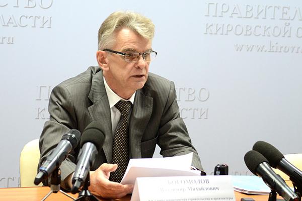 Строительная сфера в Кировской области растёт рекордными темпами