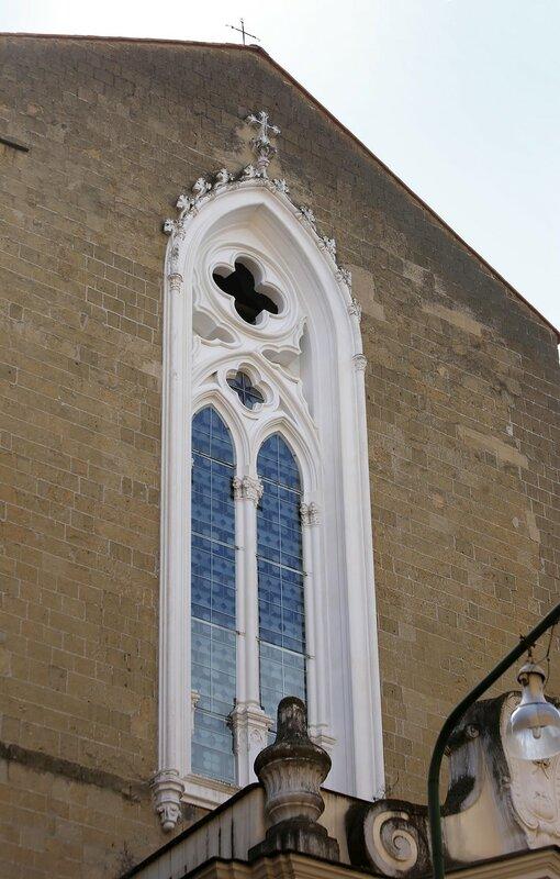 San Domenico Maggiore church. Naples