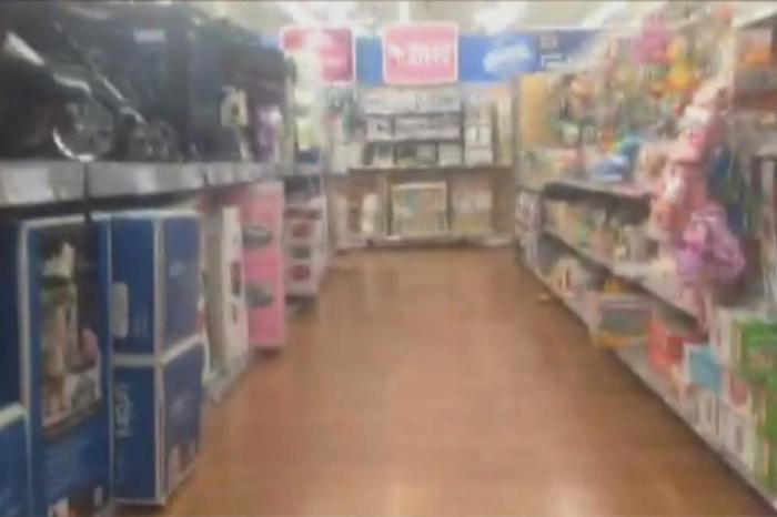 Американський підліток чотири дні прожив в супермаркеті