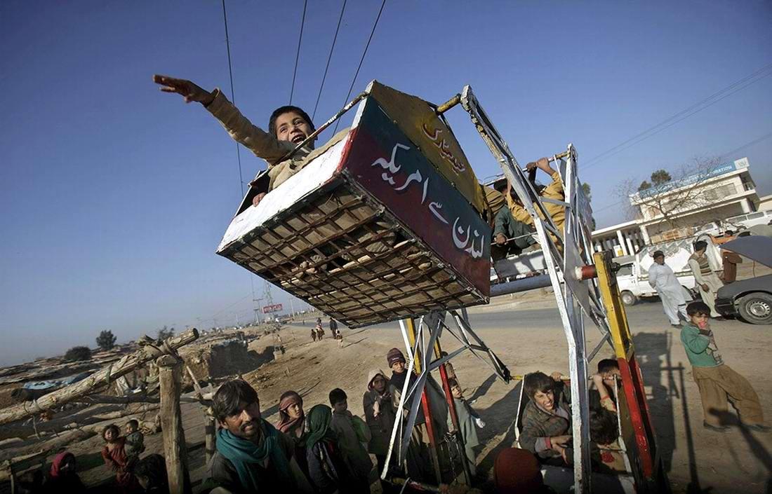 Парки развлечений для бедняков: Пакистанские Диснейленды (1)