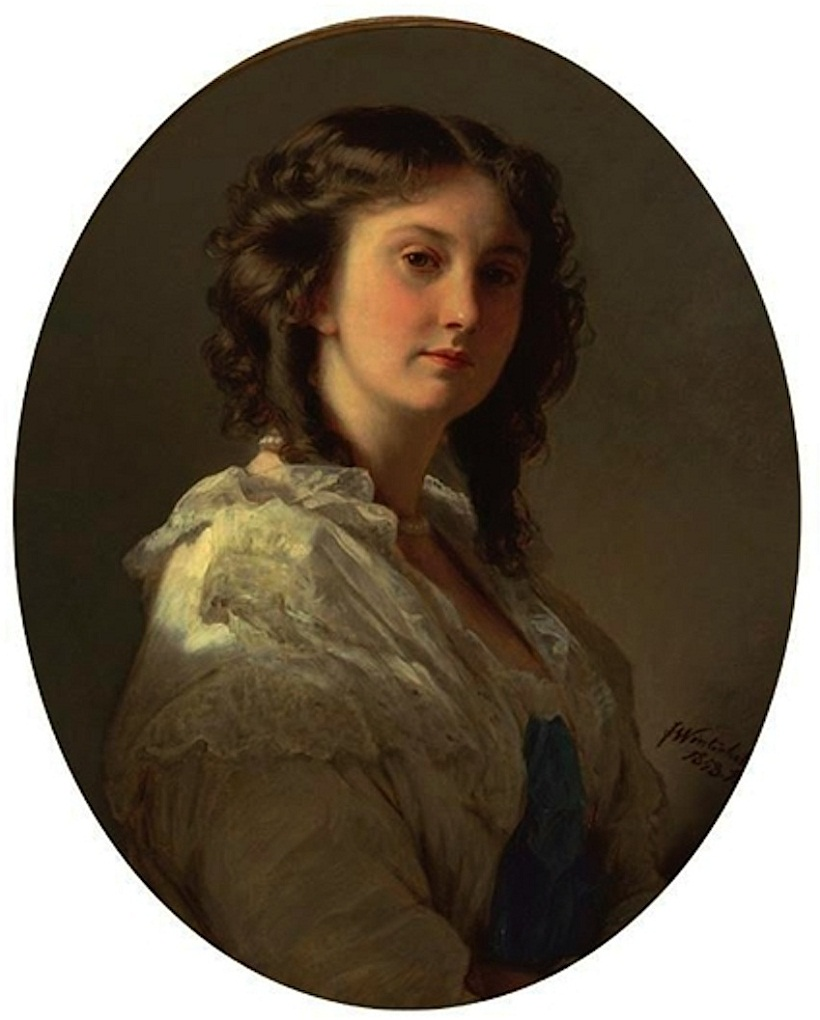 1858-princess maria vasilie