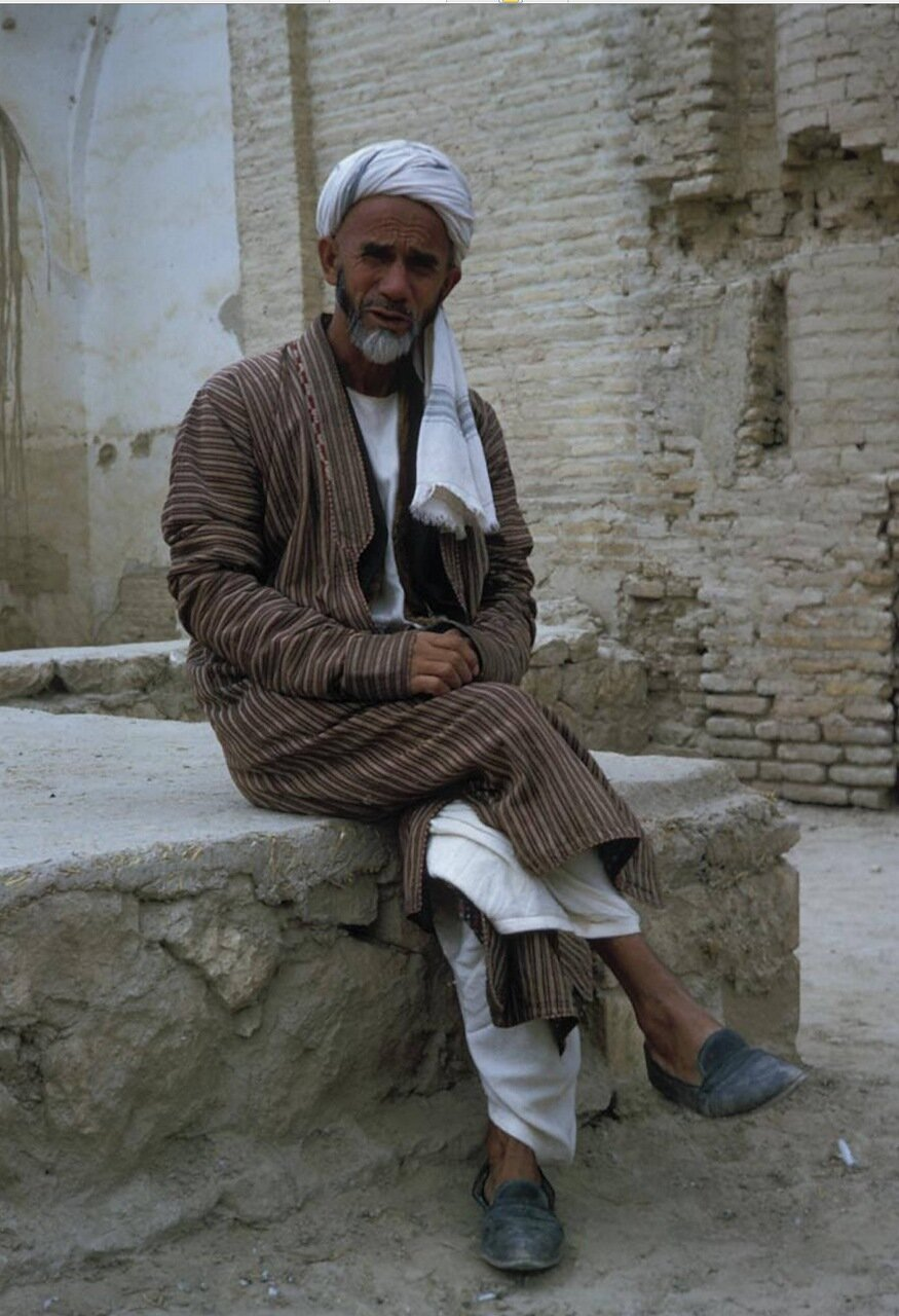 Портреты Афганцев