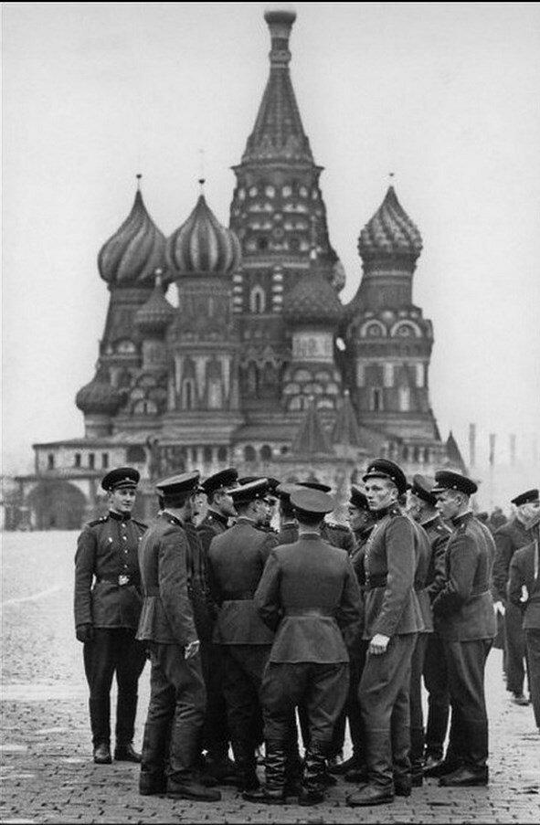 09. Собор Василия Блаженного на Красной площади