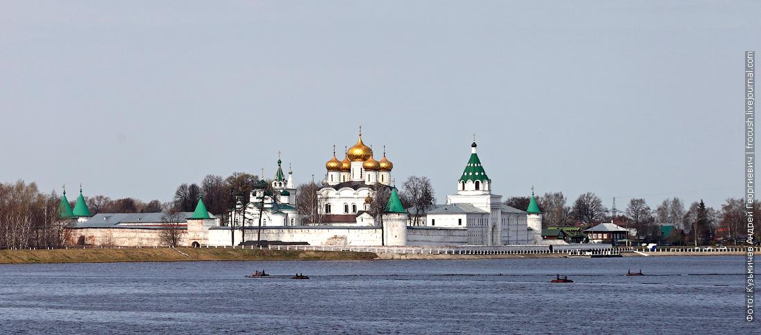 Ипатьевский монастырь Святой Троицы