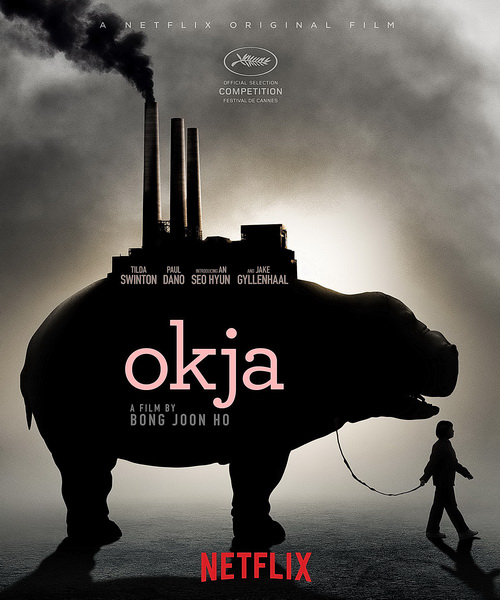 Окча / Okja (2017/WEB-DL/WEB-DLRip)