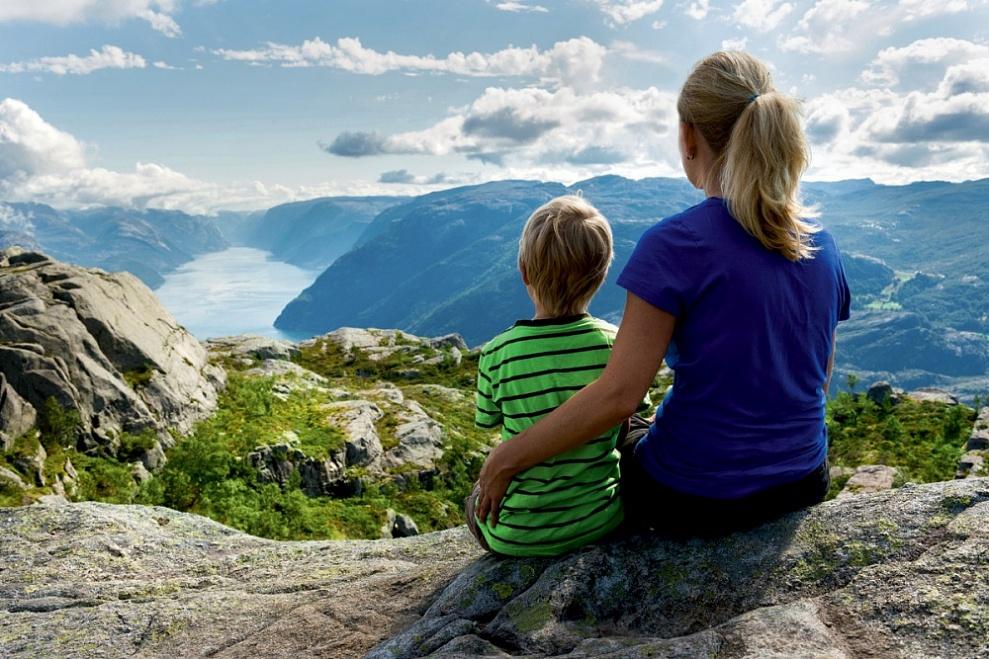 Как живут простые люди в норвегии