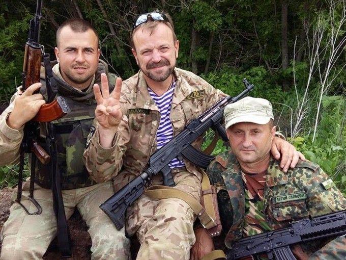 Владимир Тутевич: Еду на восток, потому что знаю, что я там нужен, что меня ждут