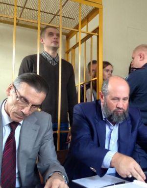 Андрея Медведько оставили под стражей до 4 декабря