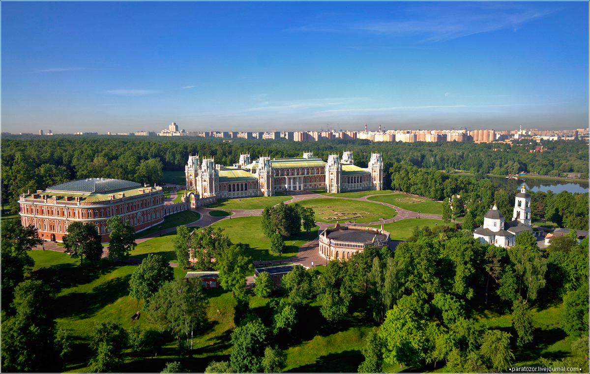 Малый Екатерининский дворец