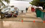 Вест-Энд-Бич. Роатан, Гондурас