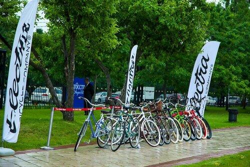 Основные преимущества прогулочных велосипедов