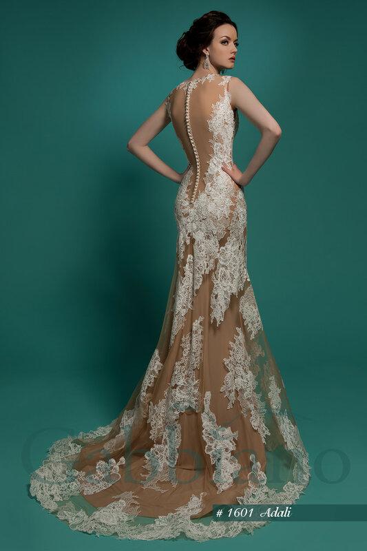 Свадебное платье Адали