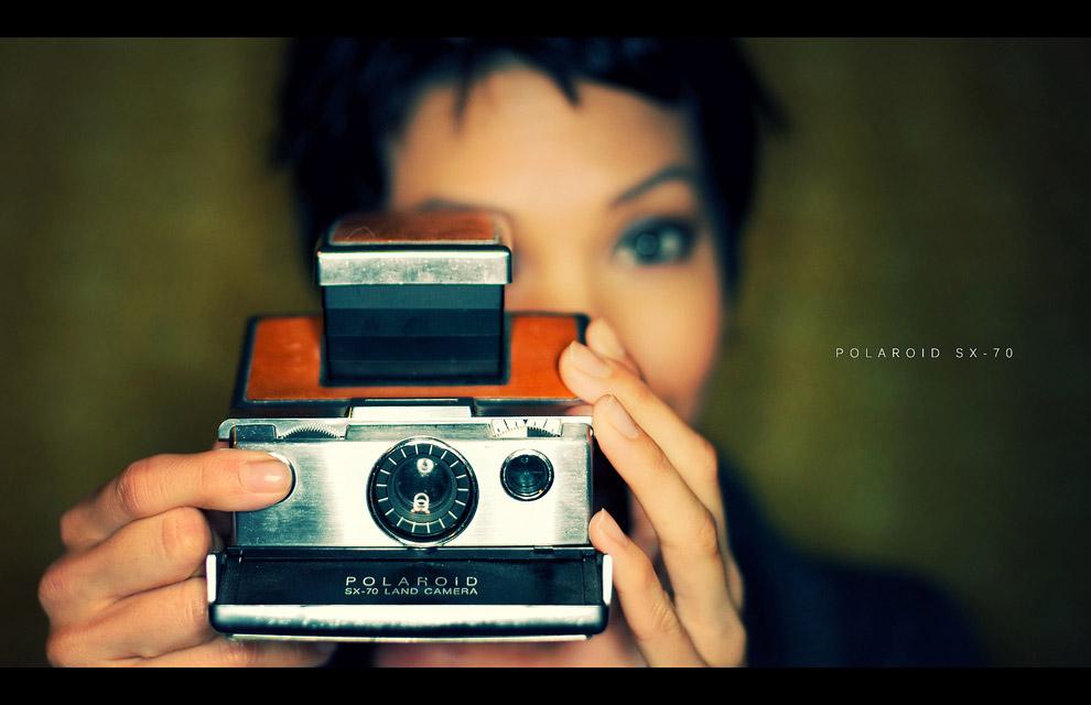 8. В 1970-е Polaroid становится «эстетическим» событием.   Лэнд старался продвигать свои про