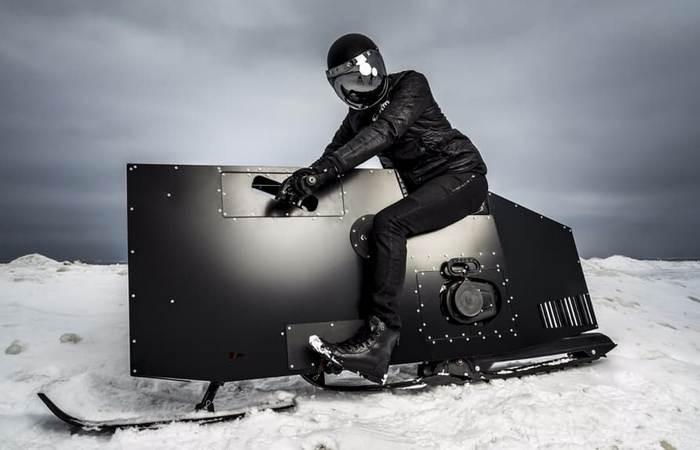 Снегоход – это очень специфический и ситуативный вид транспорта. В большинстве стран мира, снегоход