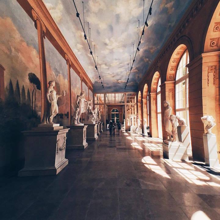 6. Музей Королевские Лазенки.