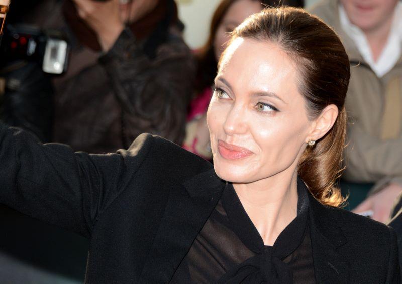 Анджелина Джоли стала профессором LSE