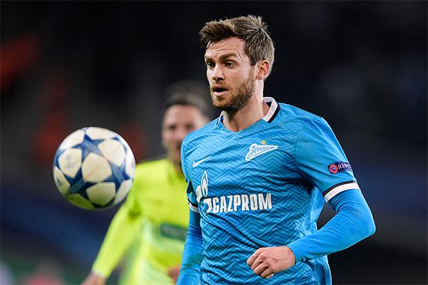 Ломбертс остается в«Зените», клуб отверг предложение «Андерлехта»