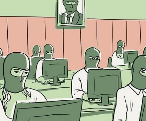 Фабрику «интернет-троллей» вПетербурге закидали коктейлями молотова