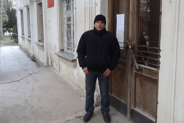 Украинского активиста Владимира Балуха арестовали вКрыму на30 суток