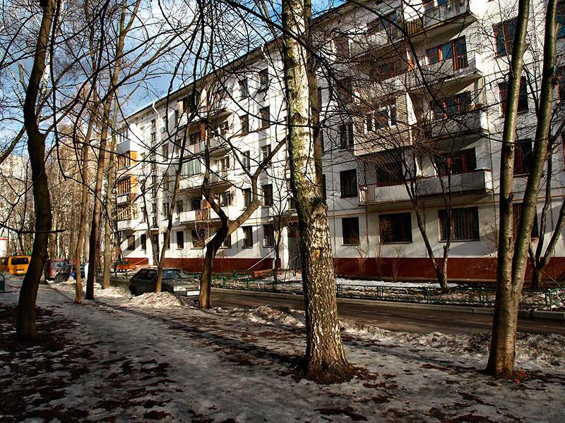 В столице России определились спервыми сериями пятиэтажек под снос