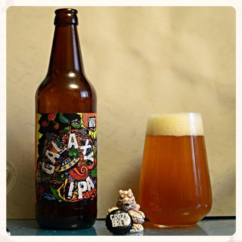 Crazy Brew Galaxy IPA (7 / 16)