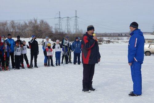 лыжные гонки памяти ветеранов