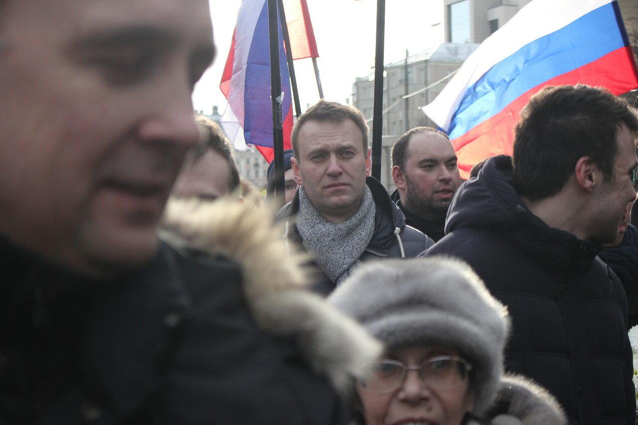 Будущий президент РФ - Алексей Навальный