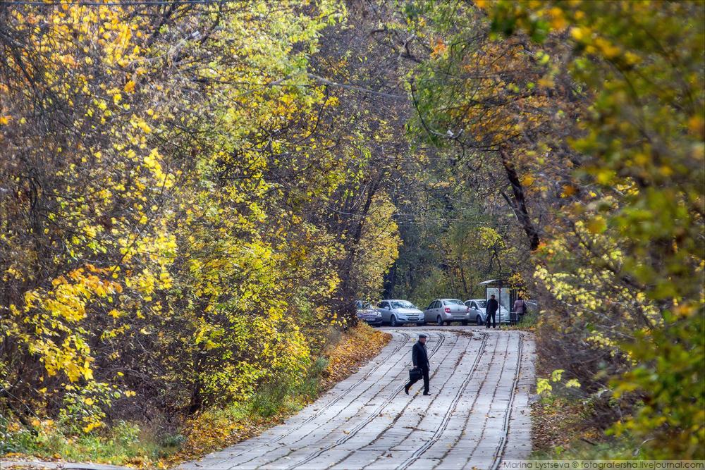 Moscow autumn 2016