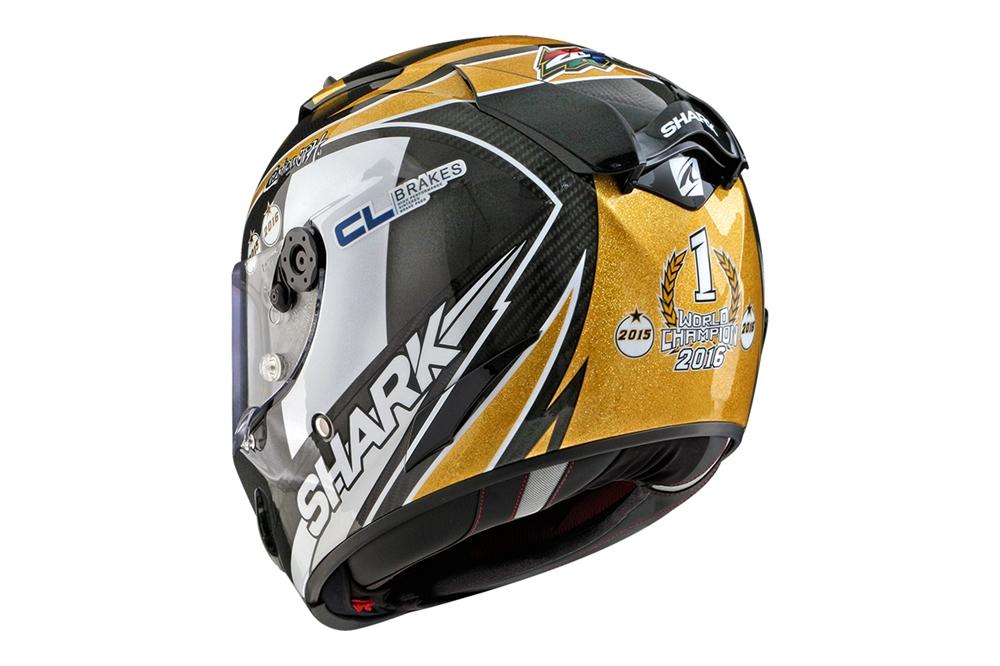 Мотошлем Shark Race-R Pro Carbon Johann Zarco Replica