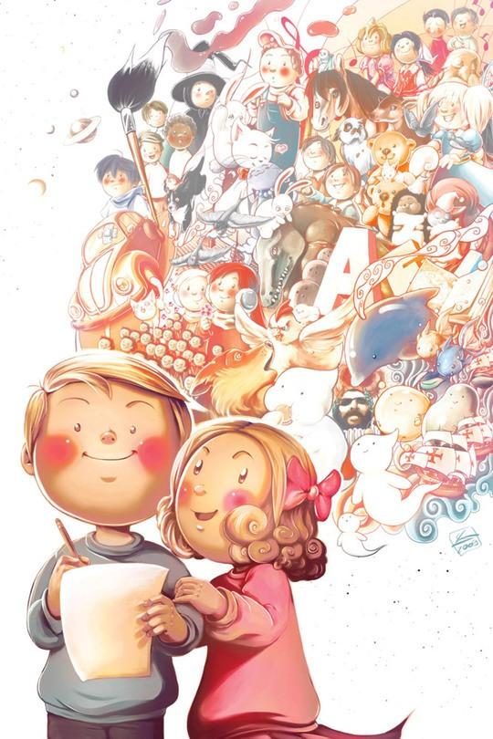 Brilliant Illustrations by Joana Lafuente