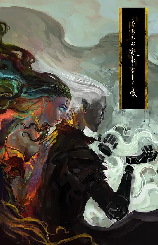 Inspiring Illustrations by Anndr Kusuriuri