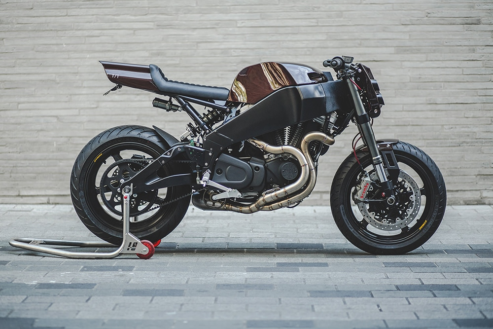 deBolex: кастом Buell XB9SX City X