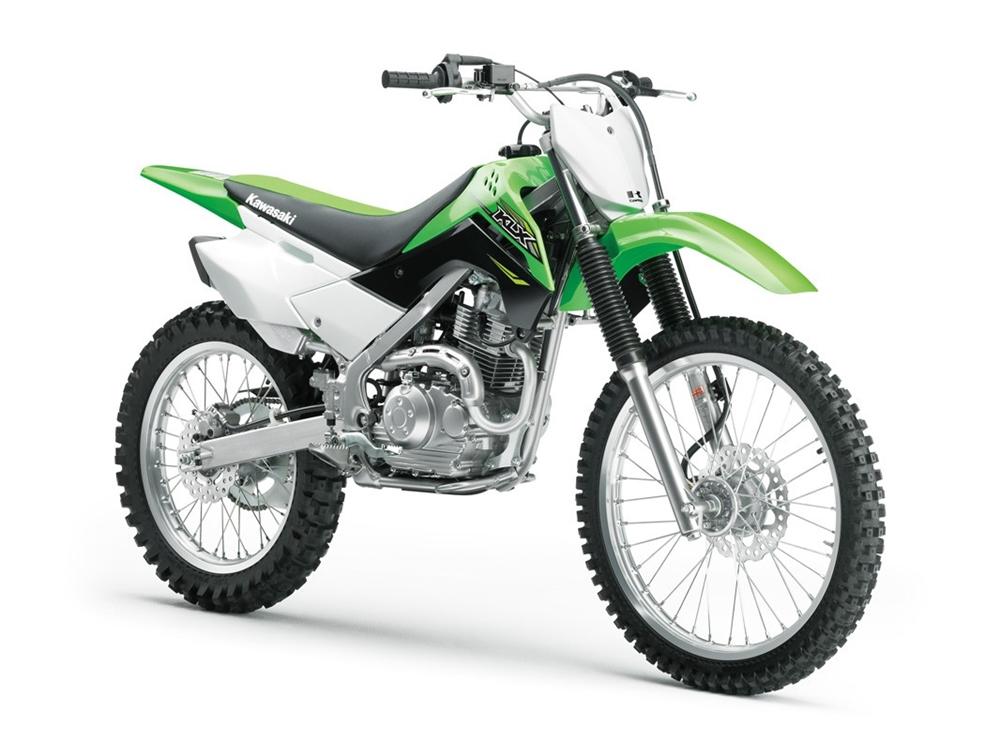 Модельный ряд Kawasaki KLX 2018